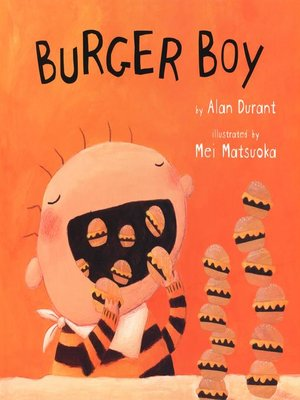 cover image of Burger Boy