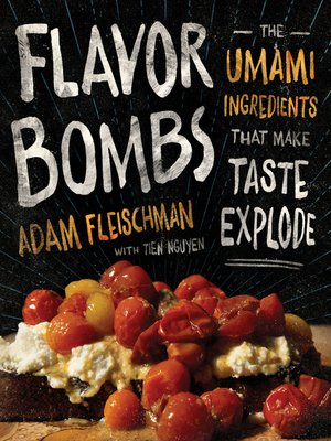 cover image of Flavor Bombs