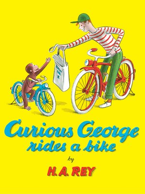 cover image of Curious George Rides a Bike (Read-aloud)