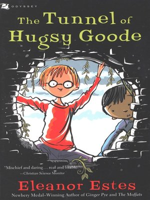 cover image of The Tunnel of Hugsy Goode