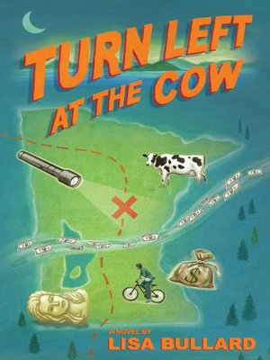 cover image of Turn Left at the Cow