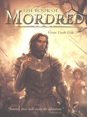 cover image of The Book of Mordred