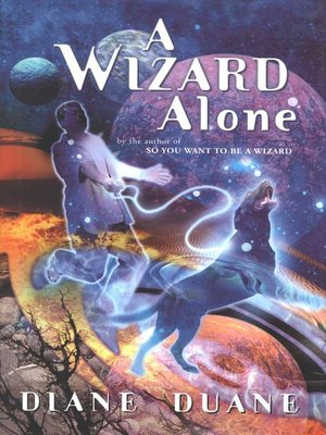 cover image of A Wizard Alone