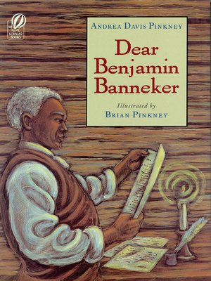 cover image of Dear Benjamin Banneker
