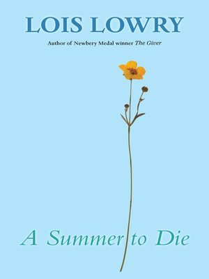 cover image of A Summer to Die