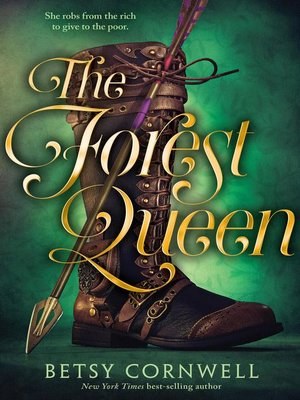 cover image of The Forest Queen
