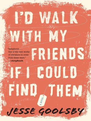 cover image of I'd Walk with My Friends If I Could Find Them