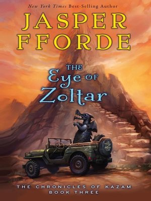 cover image of The Eye of Zoltar