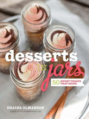 cover image of Desserts by the Yard