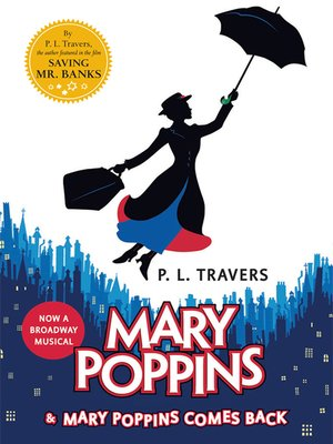 cover image of Mary Poppins and Mary Poppins Comes Back