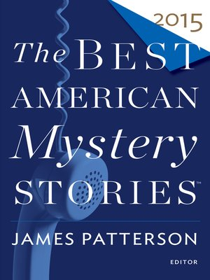 cover image of The Best American Mystery Stories 2015