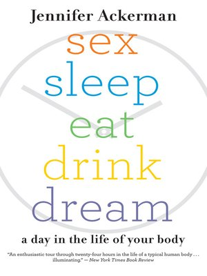 cover image of Sex Sleep Eat Drink Dream