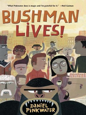 cover image of Bushman Lives!