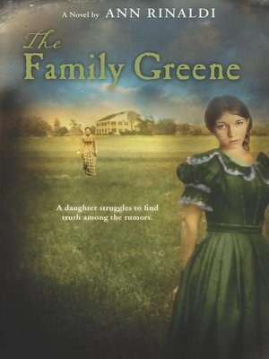 cover image of The Family Greene