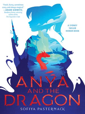 cover image of Anya and the Dragon