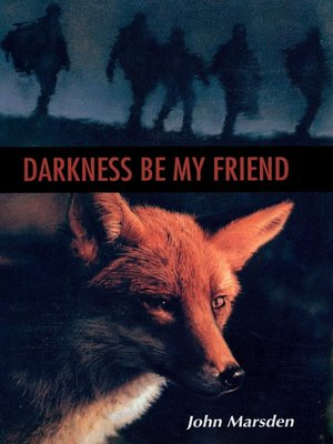 cover image of Darkness Be My Friend