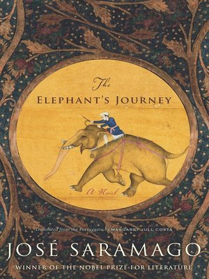 cover image of The Elephant's Journey