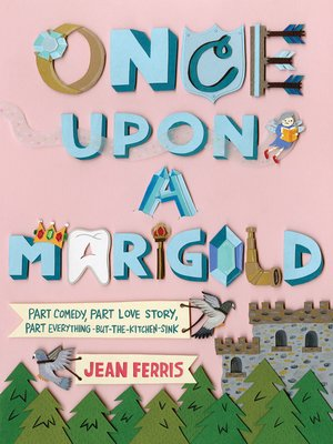 cover image of Once Upon a Marigold