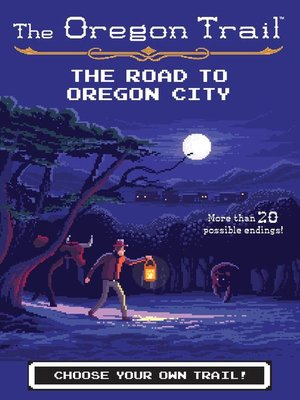 cover image of The Road to Oregon City