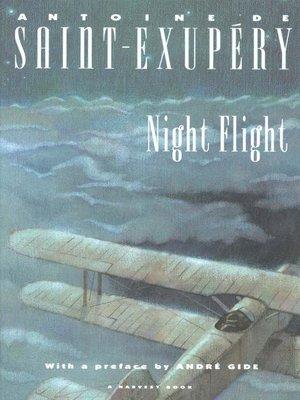 cover image of Night Flight