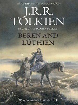 cover image of Beren and Lúthien