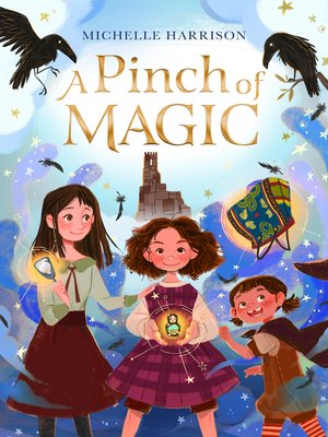 cover image of A Pinch of Magic