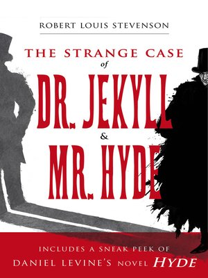 cover image of The Strange Case of Dr. Jekyll and Mr. Hyde