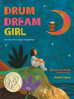 cover image of Drum Dream Girl
