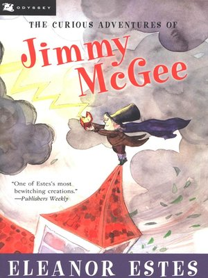 cover image of The Curious Adventures of Jimmy McGee