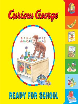 cover image of Curious George Ready for School