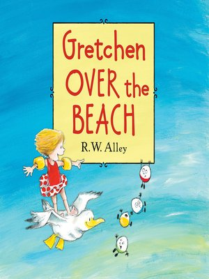 cover image of Gretchen Over the Beach