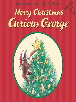 cover image of Merry Christmas, Curious George