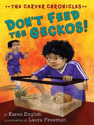 cover image of Don't Feed the Geckos!