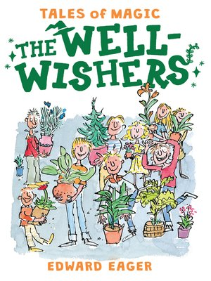 cover image of The Well-Wishers