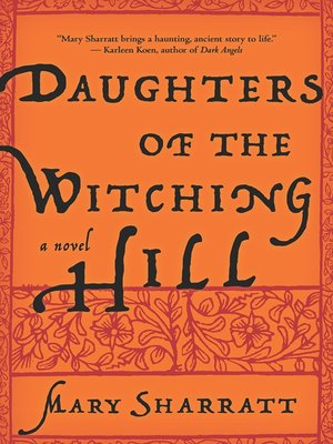 cover image of Daughters of the Witching Hill