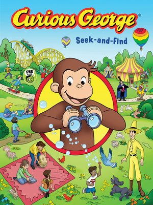 cover image of Curious George Seek-and-Find (CGTV)