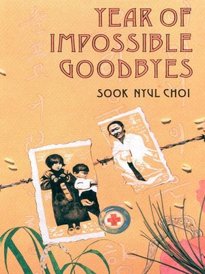 cover image of Year of Impossible Goodbyes