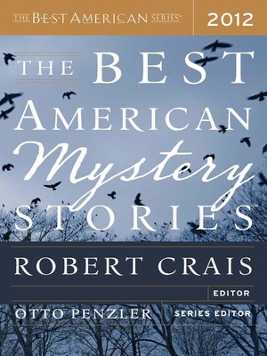 cover image of The Best American Mystery Stories 2012