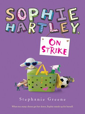 cover image of Sophie Hartley, On Strike