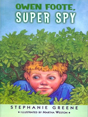 cover image of Owen Foote, Super Spy