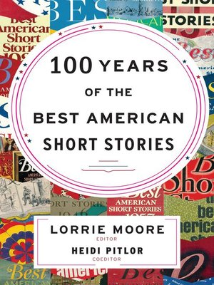 cover image of 100 Years of the Best American Short Stories