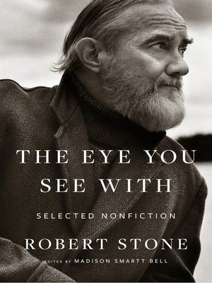 cover image of The Eye You See With
