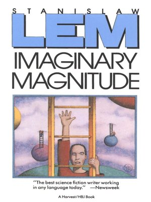 cover image of Imaginary Magnitude