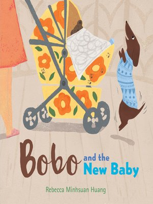 cover image of Bobo and the New Baby