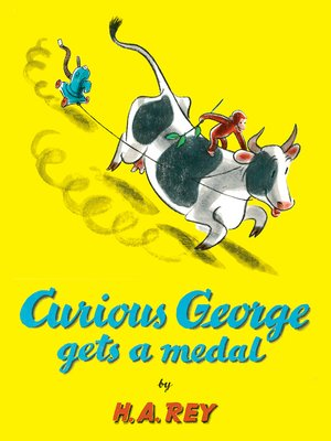 cover image of Curious George Gets a Medal (Read-aloud)