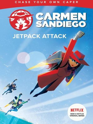 cover image of Jetpack Attack