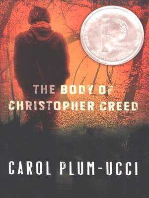 cover image of The Body of Christopher Creed