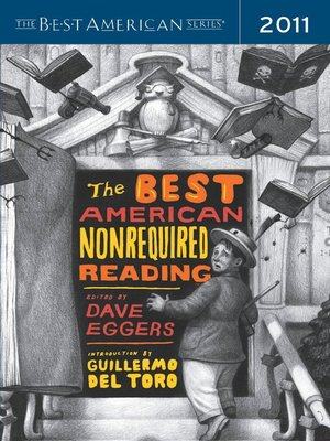 cover image of The Best American Nonrequired Reading 2011
