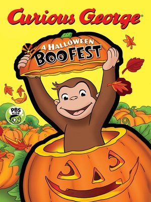 cover image of A Halloween Boo Fest
