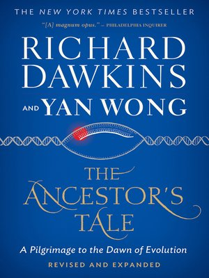 cover image of The Ancestor's Tale